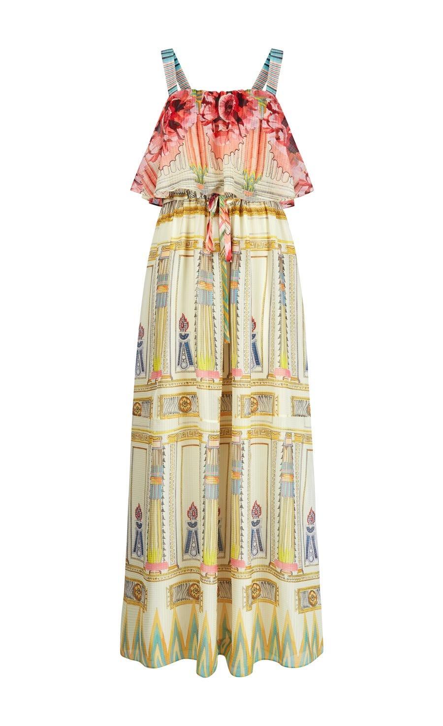 Athena Strappy Dress