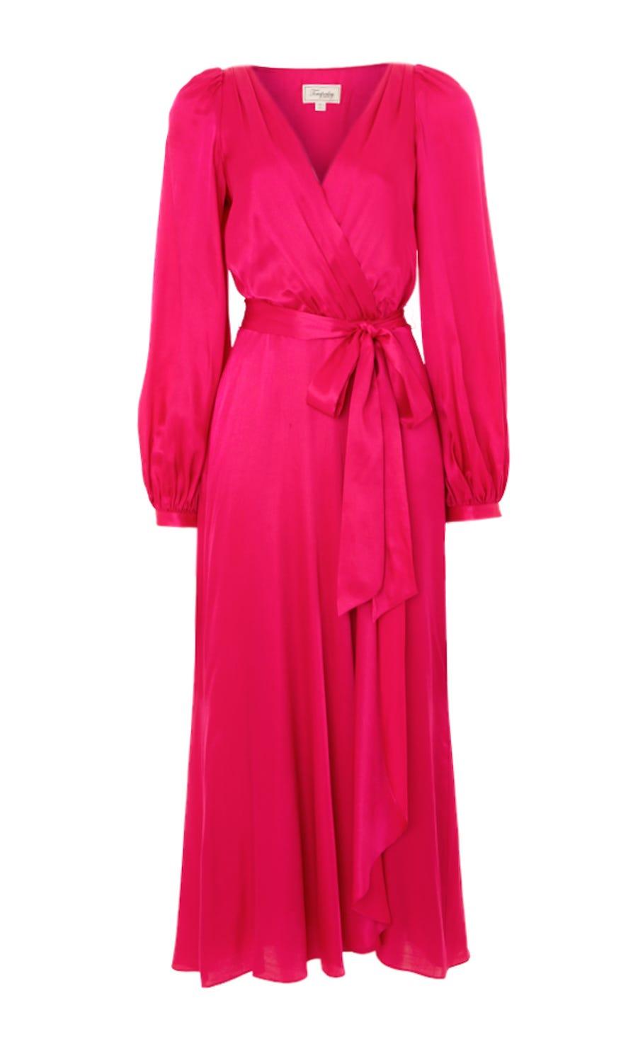 Birdie Wrap Dress