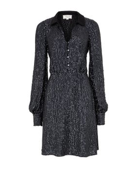 Constellation Short Dress