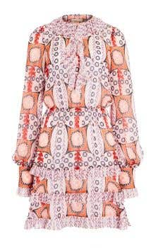 Etoile Printed Mini Dress