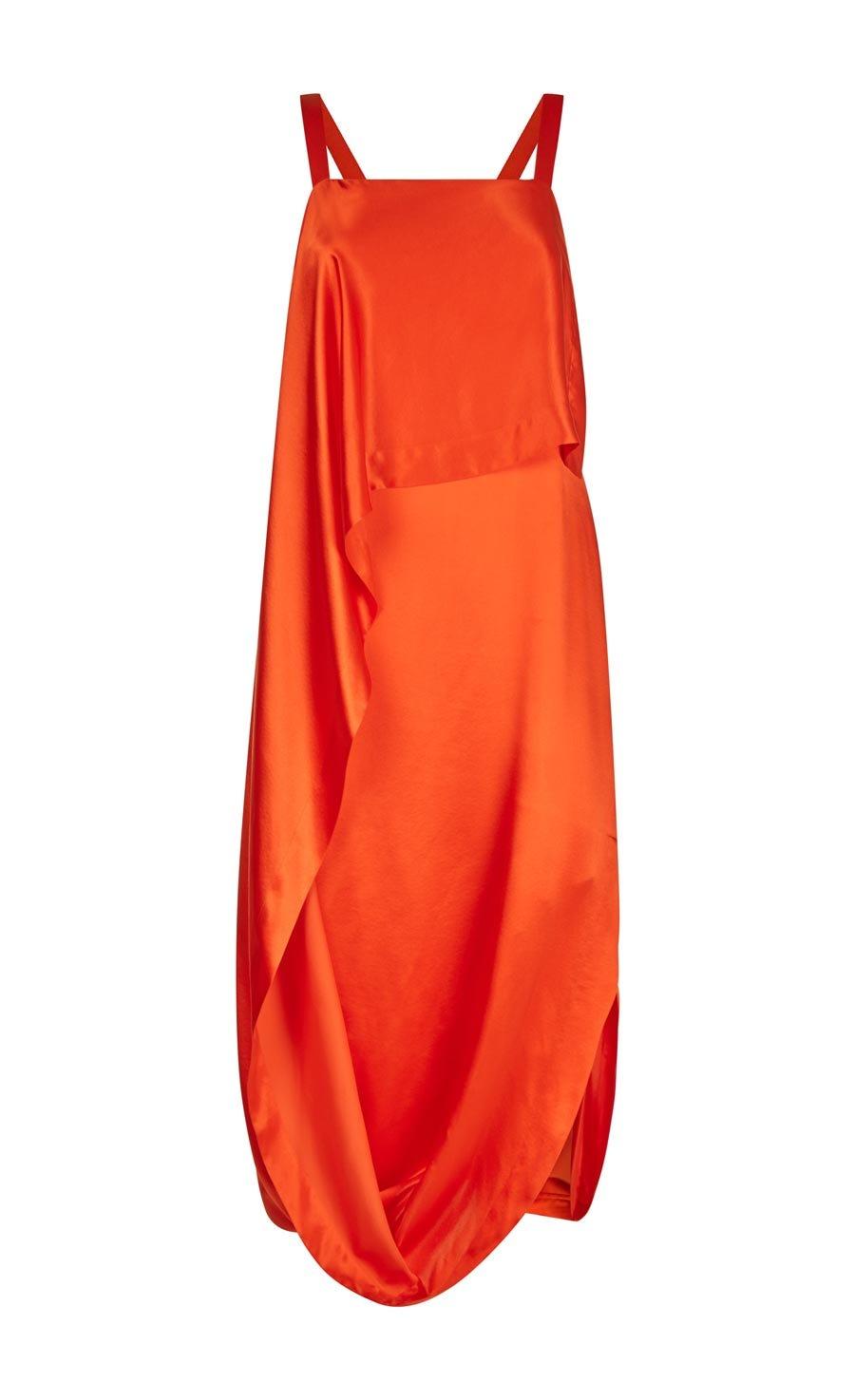 Darling Draped Dress