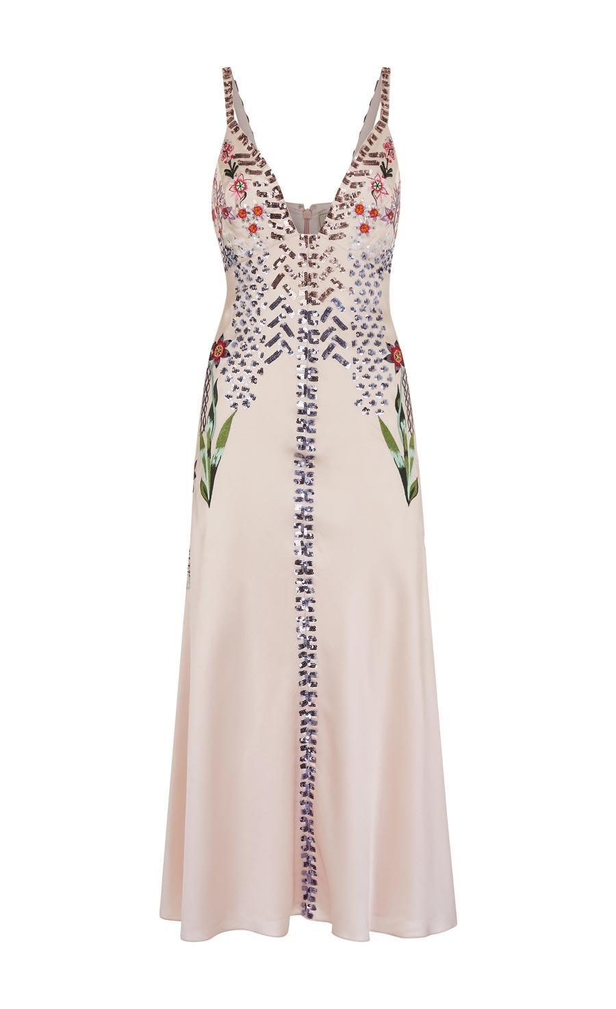 Finale Strappy Dress