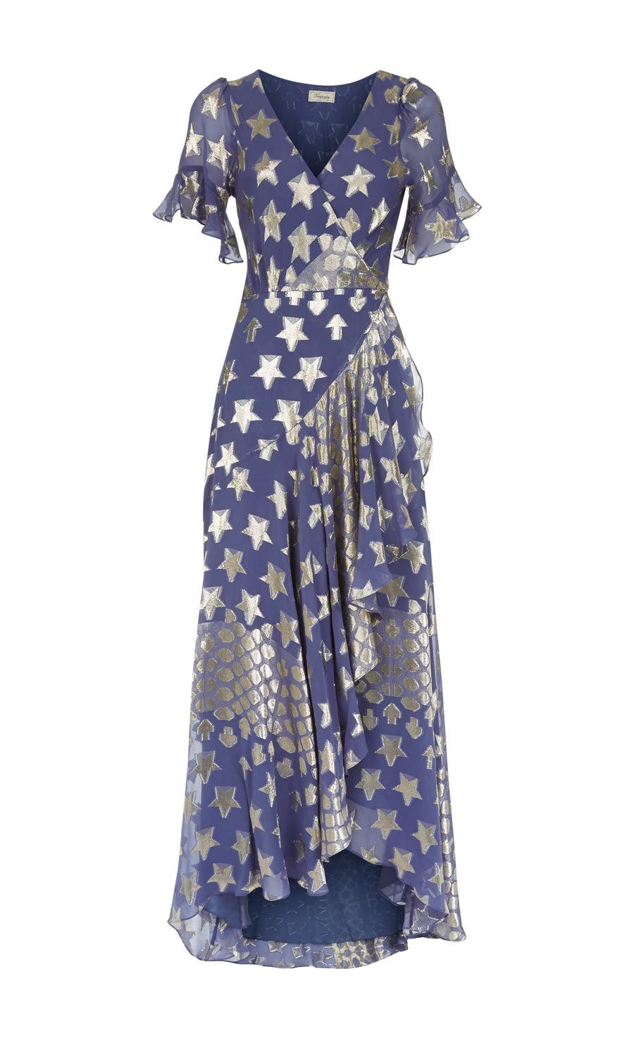 Hetty Wrap Dress