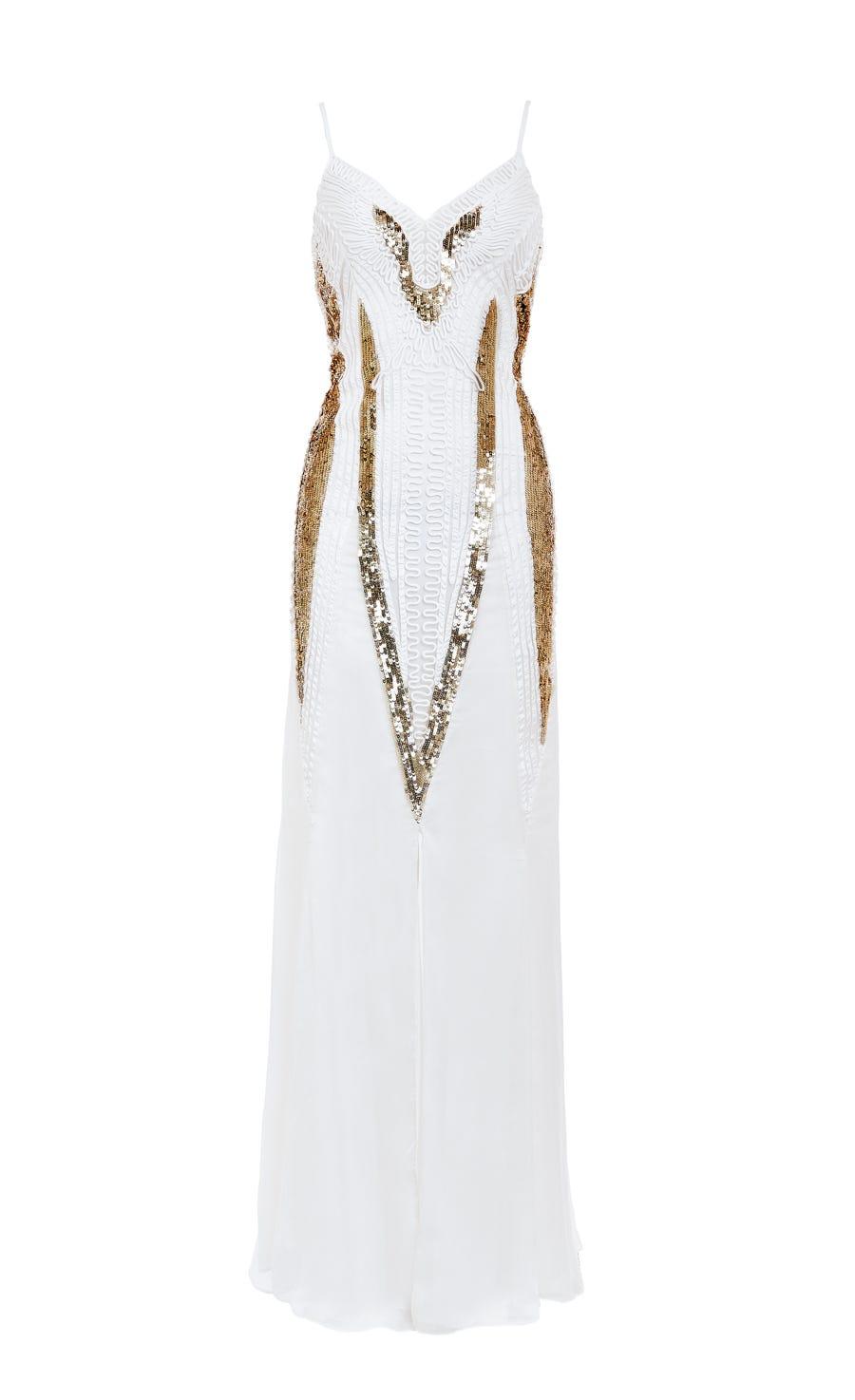 Moondrop Long Dress