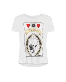Strength Tarot T-Shirt