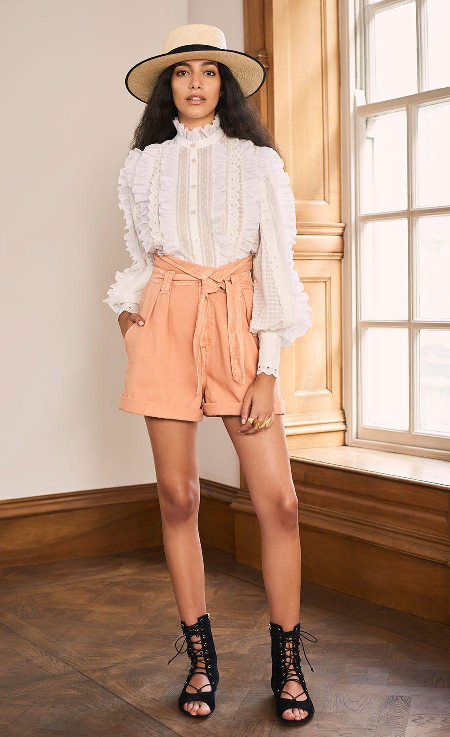 Fontana Denim Shorts