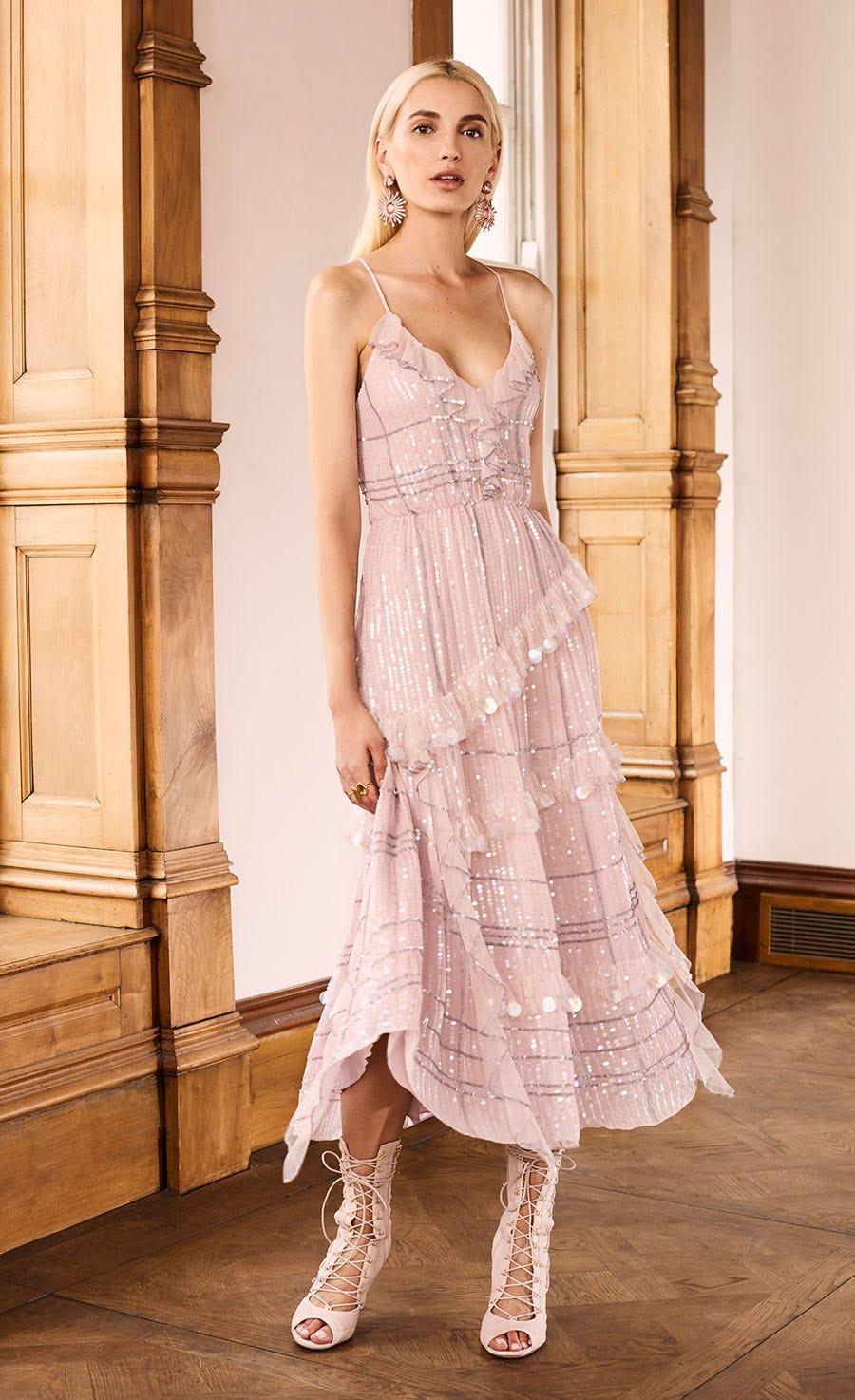 Sylvan Strappy Dress